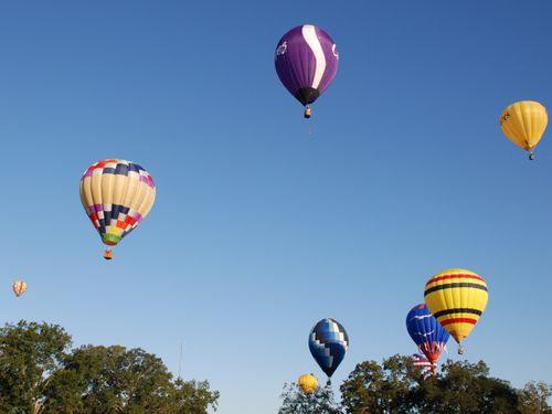 2009 balloon race 107