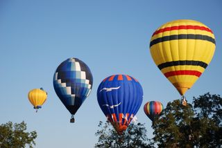 2009 balloon race 112