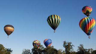 2009 balloon race 140
