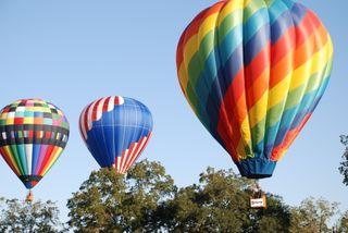 2009 balloon race 145