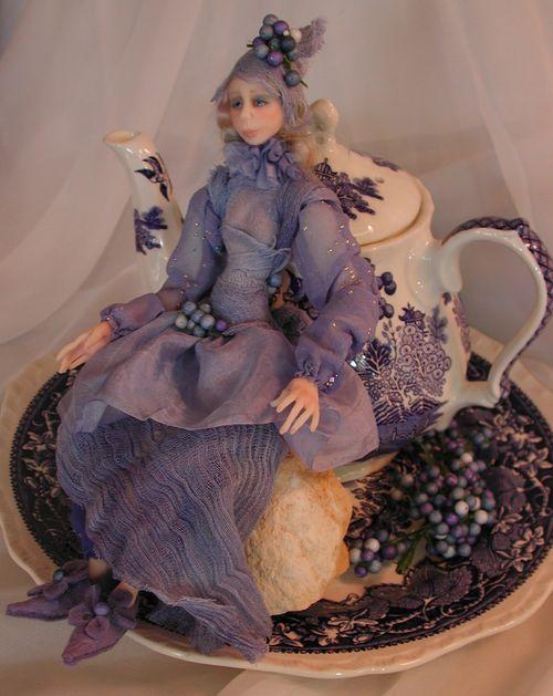 Violet 018